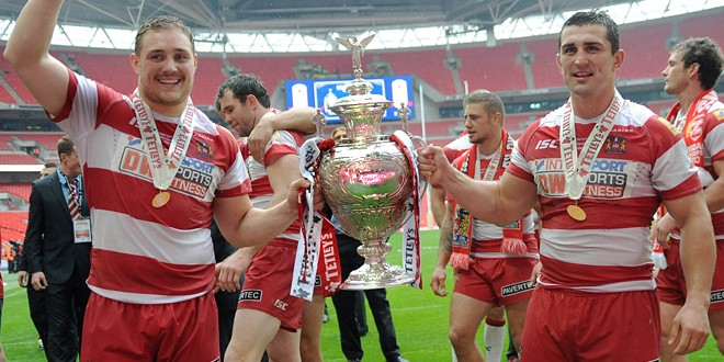 Wigan to begin cup defence at Dewsbury