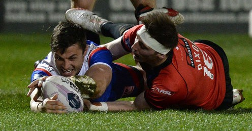 Video highlights: St Helens v Salford Red Devils