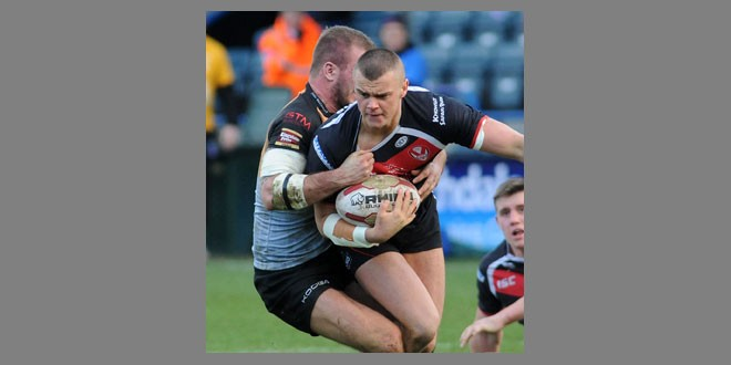 Jordan Hand - set to return for Whitehaven