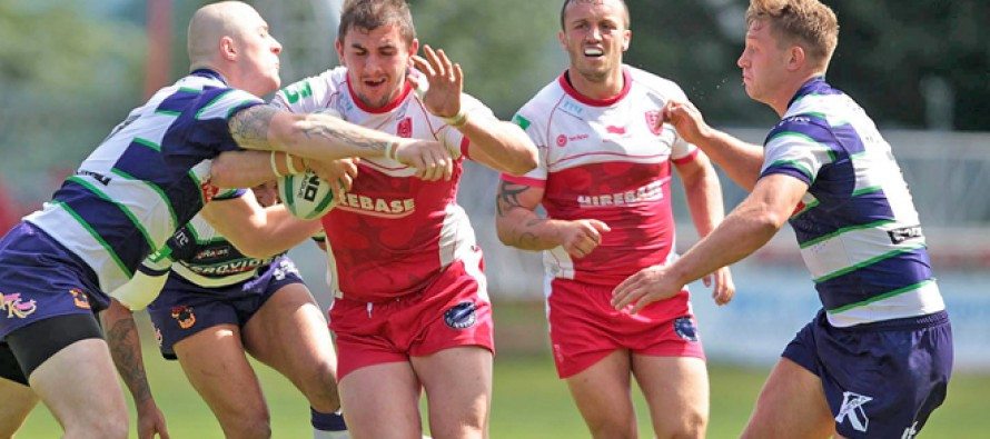 Walker: Rovers can't take Broncos lightly