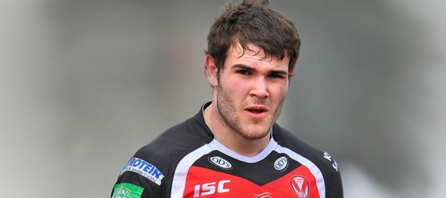 Alex Walmsley: A frustrating few weeks on the sidelines