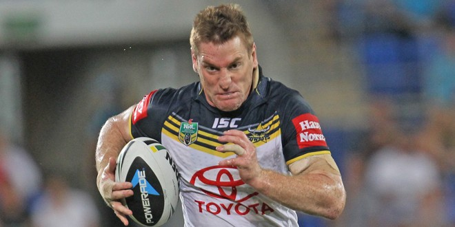 Match report: Gold Coast Titans 13-12 North Queensland Cowboys