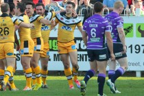 Video highlights: Castleford Tigers 36-31 Wigan Warriors