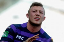 Wigan omit Josh Charnley from Grand Final squad