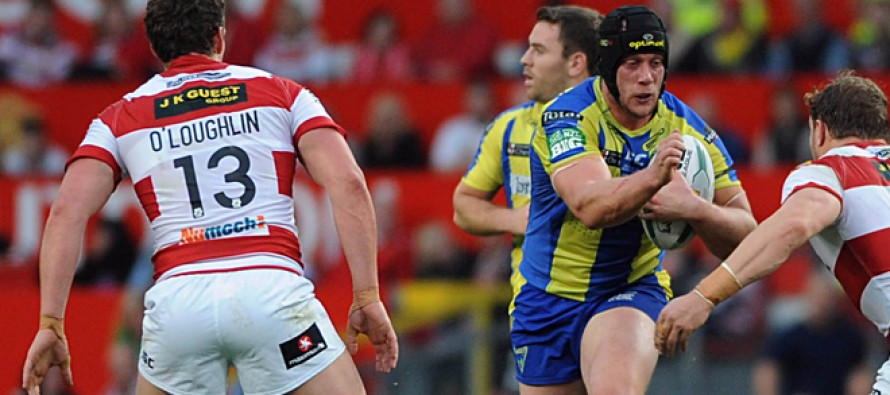Match preview: Warrington Wolves v Wigan Warriors
