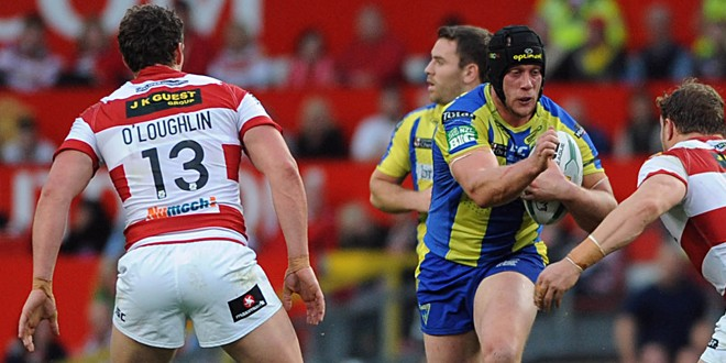 Video highlights: Warrington Wolves 4-12 Wigan Warriors