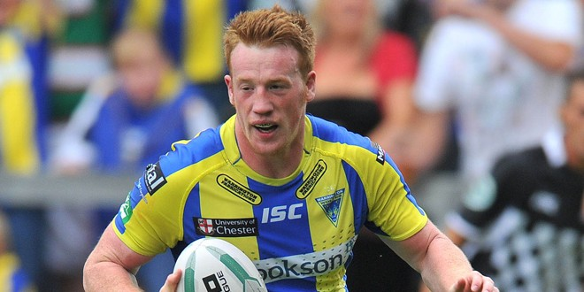 Chris Riley set for four weeks at Wakefield