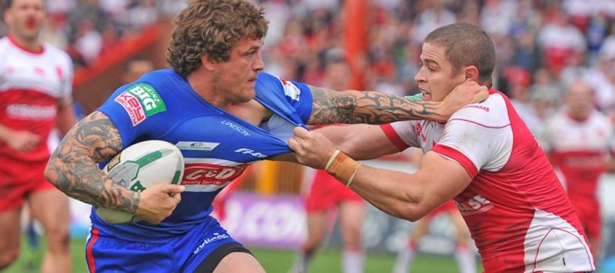 Match report: Hull KR 44-6 Wakefield Wildcats