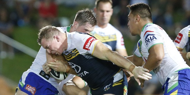 Match report: Brisbane Broncos 16-12 North Queensland Cowboys