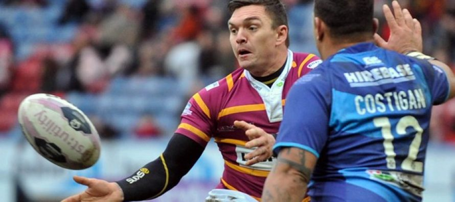 Video: How Danny Brough salvaged a point against Warrington