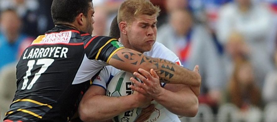 Washbrook commits to Wakefield Trinity Wildcats