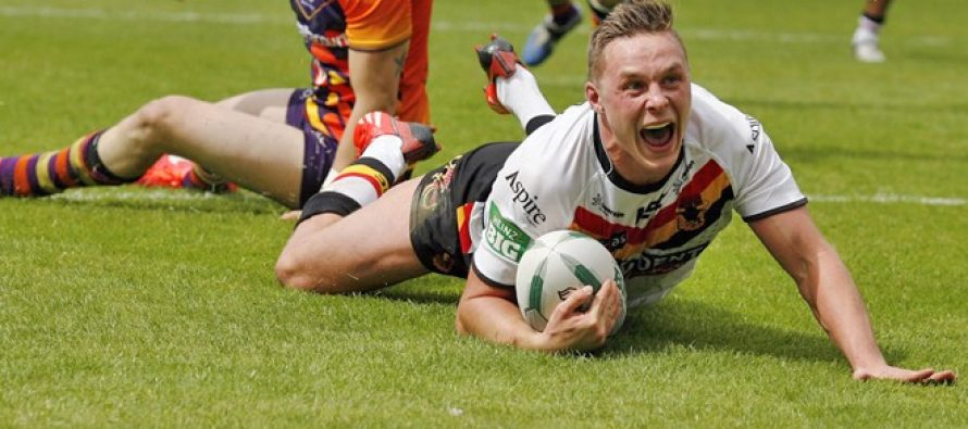 Video highlights: Bradford Bulls 24-38 Salford Red Devils