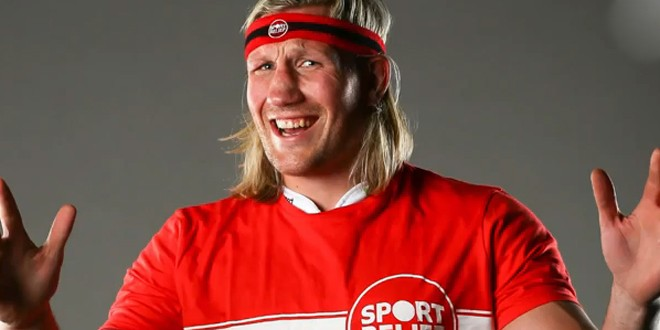 Super League stars support Sport Relief
