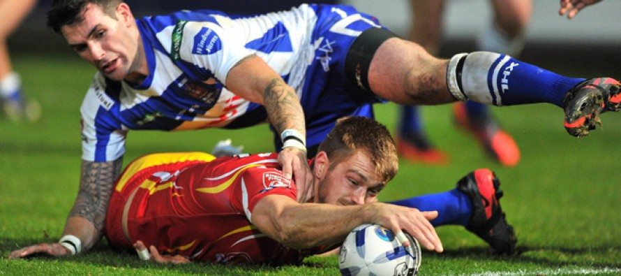 Championship preview: Halifax v Sheffield Eagles