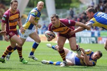 Video highlights: Huddersfield Giants 12-12 Leeds Rhinos
