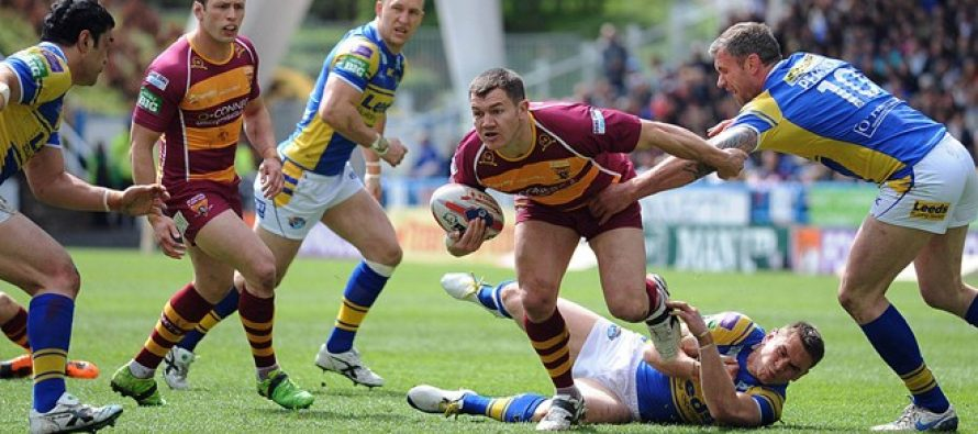 Three changes for Huddersfield Giants
