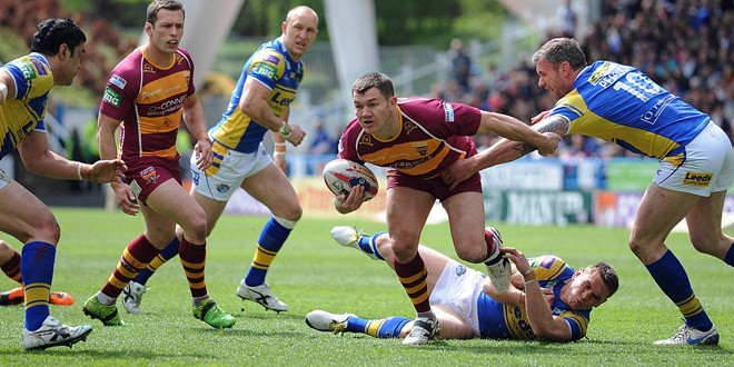 Huddersfield Giants have options to replace Wardle