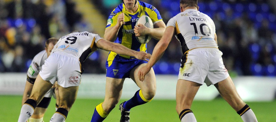 Video highlights: Warrington Wolves V Hull FC