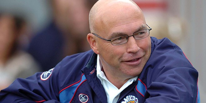 John Kear was the head coach at the time.
