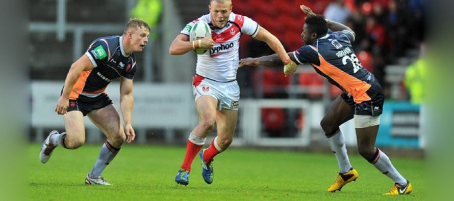 Video highlights: St Helens 38-18 Hull KR