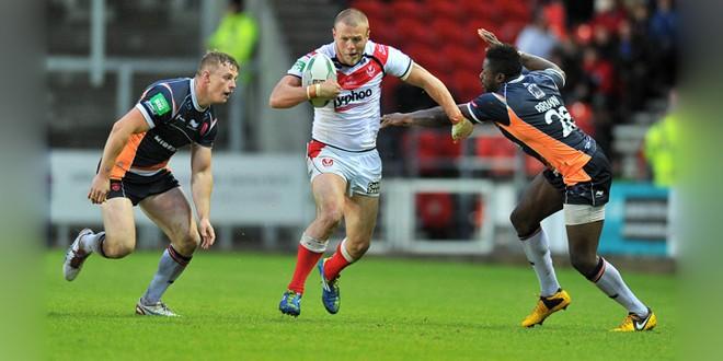 Video highlights: St Helens 38-18 Hull KR
