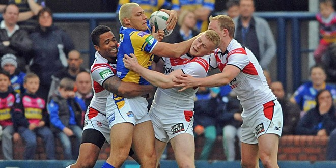 Video highlights: St Helens 14-10 Leeds Rhinos