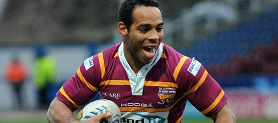 Leroy Cudjoe back for Huddersfield Giants