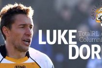 Luke Dorn blog: Cas star speaks to TotalRL.com