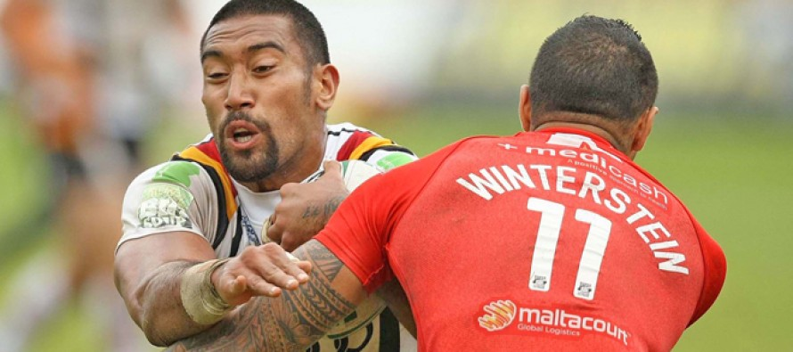 Manuokafoa: I want to be playing top flight