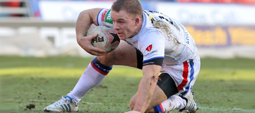 Matty Wildie joins Dewsbury revolution
