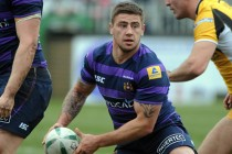 Wigan Warriors star played on with broken arm