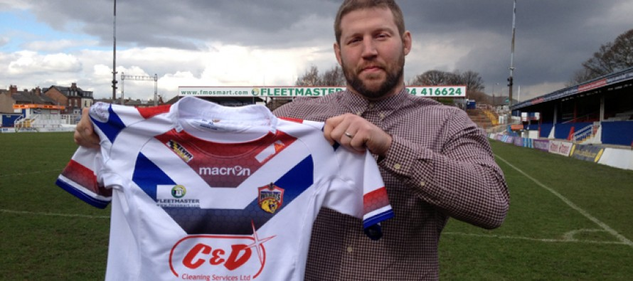Wakefield Trinity Wildcats star pens new deal
