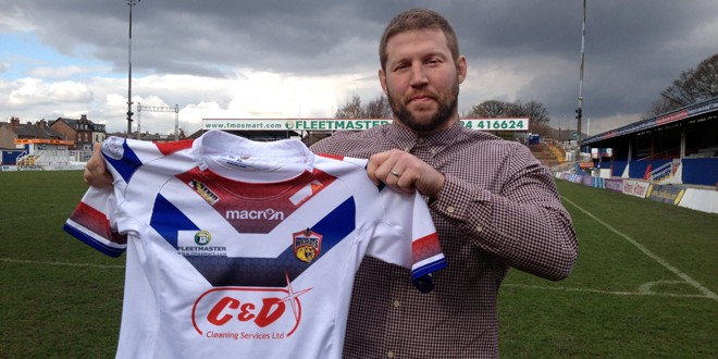 We don't see a loss coming, says Wakefield Trinity Wildcats star