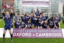 Oxford too strong for Cambridge in Varsity Match