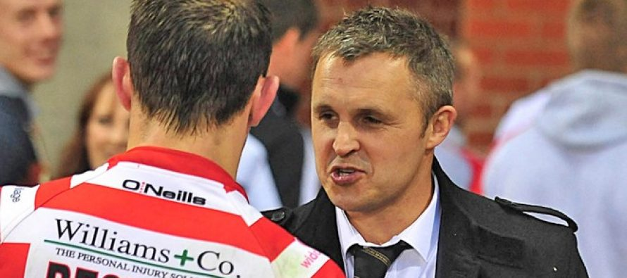 Leigh Centurions boss expecting ferocious cup atmosphere