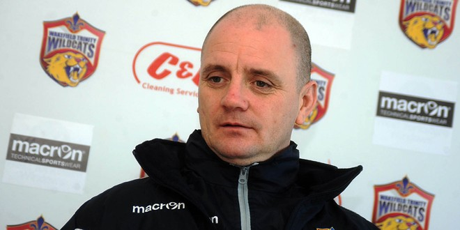 Webster pays tribute to departing Wakefield coach
