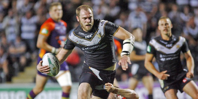 Video highlights: Hull FC 30-6 Huddersfield Giants