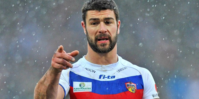 London Broncos sign Richard Mathers