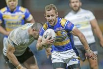 Leeds confirm Burrow as captain in McGuire's absence