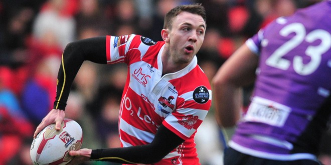 Centurions ready for battle in Challenge Cup