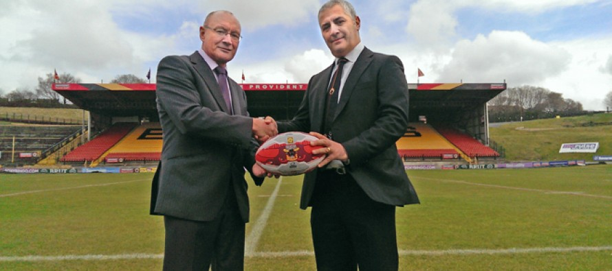 "Relegation is ""Plan Z"", says new Bradford Bulls chairman"