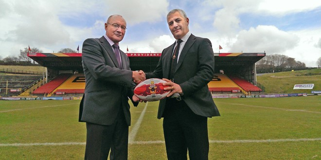 """Bradford Bulls fans urged to join the """"journey"""" by MD"""