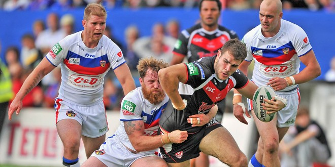 Match report: Wakefield Wildcats 16-24 St Helens