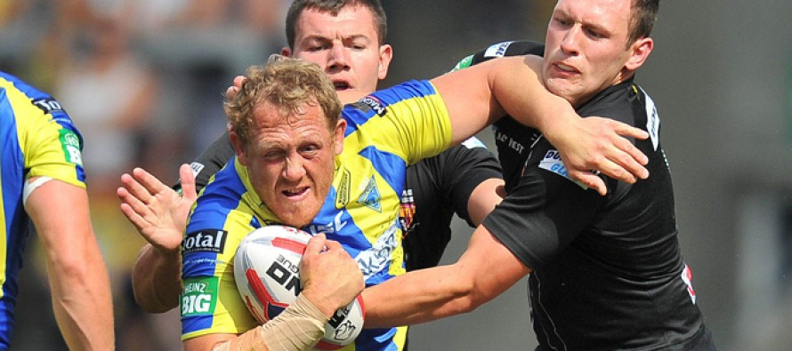 Match report: Huddersfield Giants 14-33 Warrington Wolves