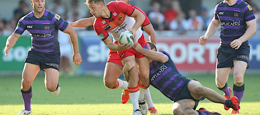 Video highlights: Catalan Dragons v Wigan Warriors