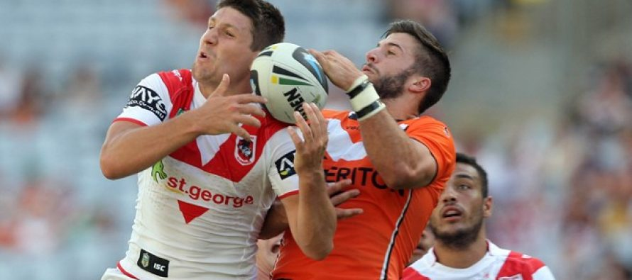 Gareth Widdop: I'd love to play with Benji Marshall