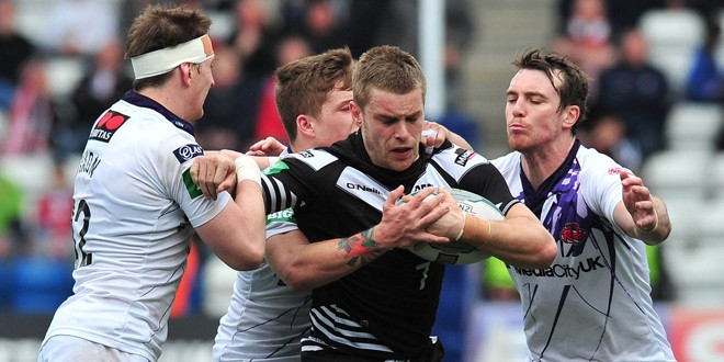 Video highlights: Widnes Vikings V Salford Red Devils