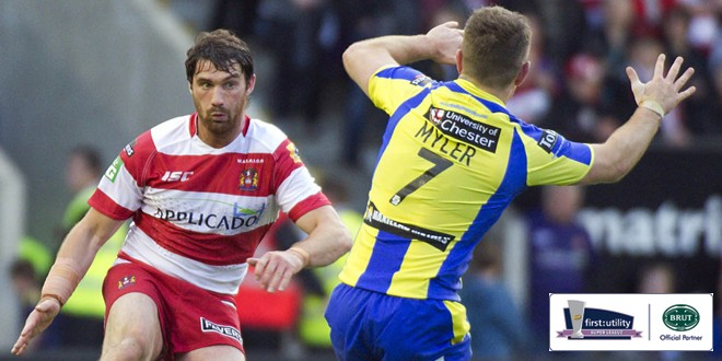 Competition: Win tickets to Warrington V Wigan next week