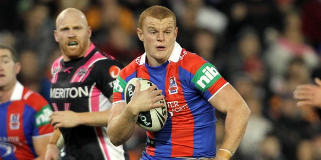 Alex McKinnon moved out of intensive care