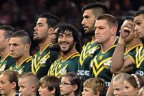 Kangaroos name three debutants for Kiwi clash